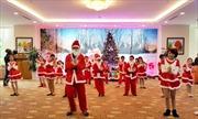 Náo nức không khí Giáng sinh tại  Vinhomes Times City