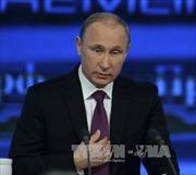 'Học thuyết quân sự Nga hoàn toàn mang tính phòng vệ'