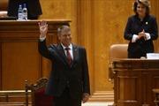 Tân Tổng thống Romania tuyên thệ nhậm chức