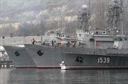 Nga khôi phục hoàn toàn căn cứ hải quân ở Crimea