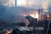 Donbass tố cáo Ukraine vi phạm lệnh ngừng bắn
