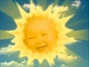 Em bé Mặt Trời trong Teletubbies lộ diện