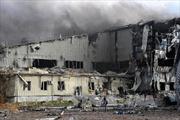 Viện trợ nhân đạo miền Đông Ukraine bị phong tỏa