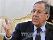 Ngoại trưởng Lavrov: Mỹ thúc ép cả EU phải trừng phạt Nga