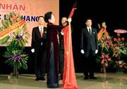 Ban Biên tập Tin trong nước TTXVN nhận Huân chương Độc lập hạng Nhì