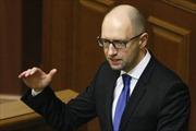 Ukraine thông qua ngân sách 2015 với nhiều hạn chế