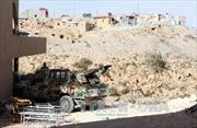 Quân đội Libya không kích thành phố Misrata