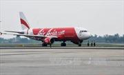 Thêm một máy bay AirAsia gặp trục trặc ở Philippines