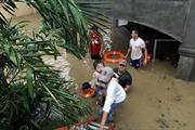 Động đất mạnh rung chuyển Philippines