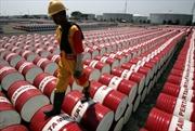 Giá dầu thế giới phục hồi
