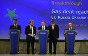 Ukraine thanh toán trước tiền mua khí đốt Nga trong tháng 1