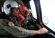 Tìm thấy hai mảnh lớn của máy bay QZ8501