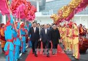 Hà Nội khánh thành 4 dự án trọng điểm quốc gia