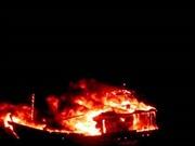 Ấn Độ nghi tàu Pakistan tự kích nổ là của khủng bố