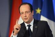 Pháp: Dỡ bỏ trừng phạt Nga nếu vấn đề Ukraine có tiến triển