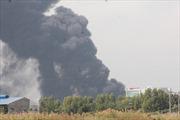 Tỉnh Long An thăm hỏi, động viên công ty nhựa Pao Yeng sau vụ cháy
