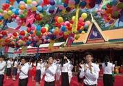 Campuchia tưng bừng kỷ niệm Ngày chiến thắng chế độ Khmer Đỏ