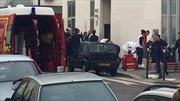 Thảm sát tại toà báo Pháp, 12 người chết