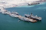 Hạ tầng chiến tranh của Mỹ tại Trung Đông