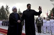 Iran, Venezuela cam kết 'vô hiệu hoá' vấn đề giá dầu