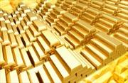 Giá vàng lên mức cao nhất trong một tháng qua
