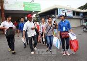 Hơn 1.000 vé xe Tết tặng công nhân nghèo