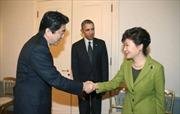 Nhật Bản thúc Hàn Quốc đối thoại không điều kiện