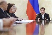Thủ tướng Medvedev: Nên tận dụng lợi thế địa lý gần với châu Á-TBD