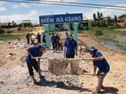 Người nông dân Khmer 'đưa chữ' về phum sóc
