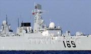 Hải quân Trung Quốc tiếp nhận tàu khu trục thế hệ mới