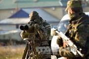 Ukraine và LPR ngừng bắn 2 ngày