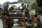 Hàng trăm người Trung Quốc mắc kẹt do chiến sự ở Bắc Myanmar