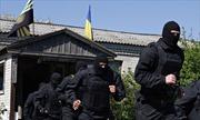 Chiến sự Donetsk là do quân tiễu phạt bất tuân Kiev