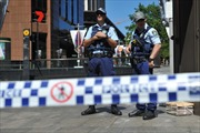 Australia nâng mức báo động khủng bố quốc gia