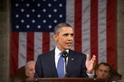 Tổng thống Mỹ đọc Thông điệp liên bang 2015