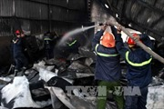 Quảng Nam: Cháy kho lưu trữ trong Ủy ban xã
