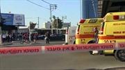 Đâm chém trên xe buýt Israel, 12 người bị thương