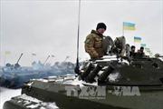 Mỹ sẽ giúp huấn luyện Vệ binh Quốc gia Ukraine