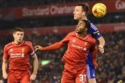 Chelsea thoát hiểm tại sân Anfield