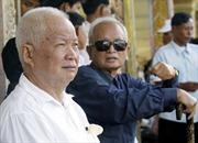Campuchia nối lại xét xử hai cựu thủ lĩnh Khmer Đỏ