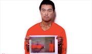 Xuất hiện video một con tin Nhật Bản bị hành quyết