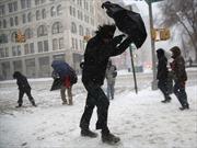 Đông Bắc Mỹ chuẩn bị đón trận bão tuyết lịch sử