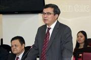 Chủ tịch EVN được bổ nhiệm Thứ trưởng Bộ Công Thương