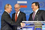 Châu Âu bất lực trước Nga