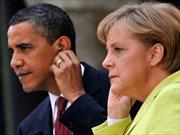 Mỹ, Đức thảo luận tình hình căng thẳng tại Ukraine