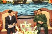 Hợp tác quốc phòng Việt Nam - Nhật Bản