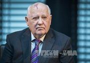 Ông Gorbachev cảnh báo xung đột vũ trang trong Chiến tranh Lạnh mới