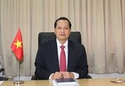 Quan hệ Việt Nam - Singapore phát triển tốt đẹp
