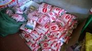 Triệt phá xưởng sản xuất hàng tấn mì chính giả