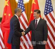 Mỹ ngừng mở rộng quan hệ quân sự với Trung Quốc